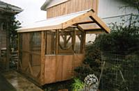 Custom order greenhouse